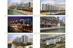 Residential and Retail Development Buildings